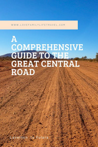 Pinterest image for the guide to the Great Central Road